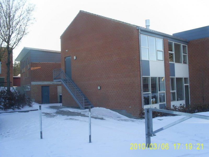 Sejs Skole tilbygning